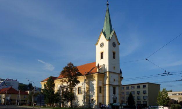 Studentské mše sv. ve Zlíně