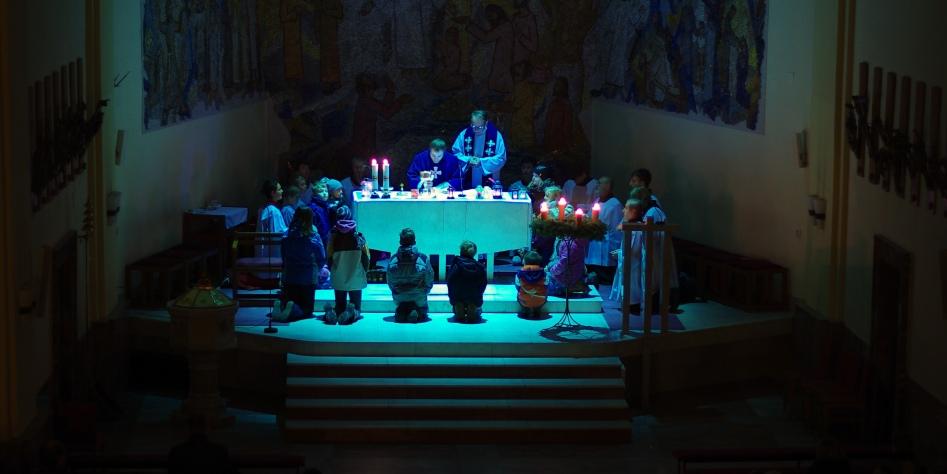 RR roráty – středa 04.12.2019, 6:30 | kostel sv. Filipa a Jakuba