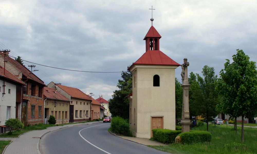 Minipoutě: kaple v Loukách – úterý 08.10.2019, 17:00