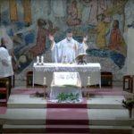 Sledujte mše svaté on-line. (Nejen) v pondělí v 18:30